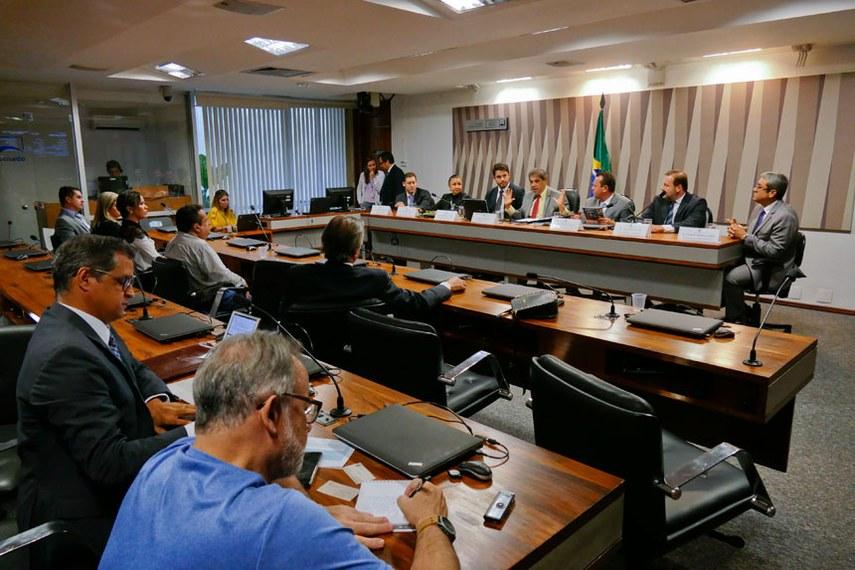 Foto: Roque Sá/Agência Senado