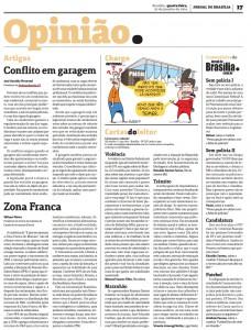 Jornal de Brasilia Opinião pag. 17 - 22/01/2014