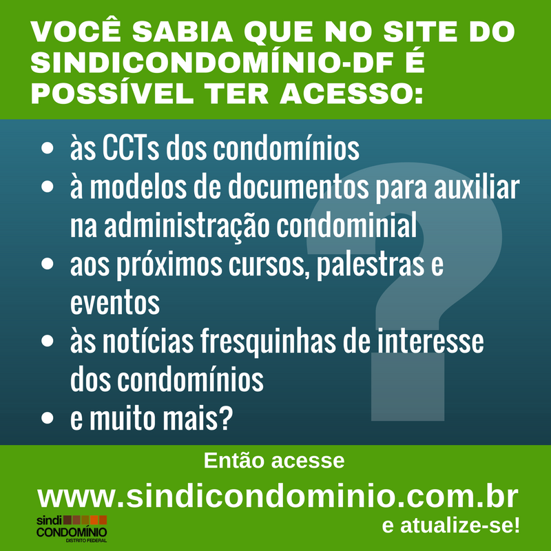 site sindicondomínio-DF