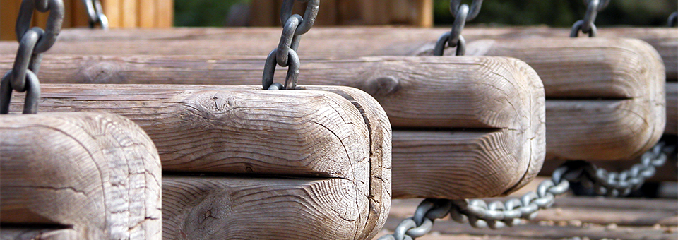 Como deixar os playgrounds mais seguros